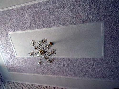 дизайн потолка своими руками белье, синтетическое